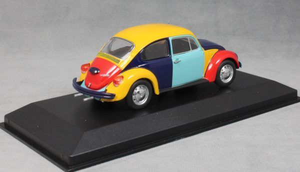 Volkswagen 1200 'Harlekin' 1-43 Minichamps Limited 1008 Pieces