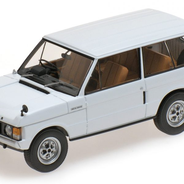 Land Rover Range Rover 1970 Wit 1-43 Almost Real