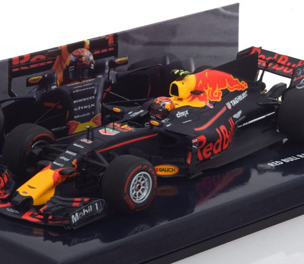 Red Bull Racing TAG Heuer RB13 GP Australian 2017 Max Verstappen 1-43 Minichamps