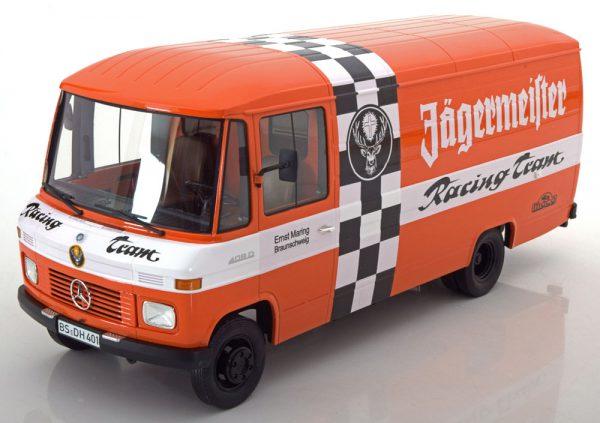 Mercedes L 408 Jägermeister 1972 Racing Team 1-18 Oranje Premium Classixxs