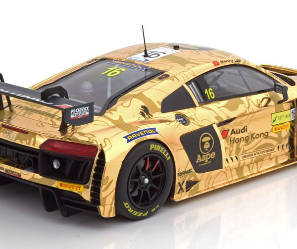 Audi R8 LMS No.16, FIA GT World Cup 2016 Lee 1-18 Minichamps Limited 300 Pieces