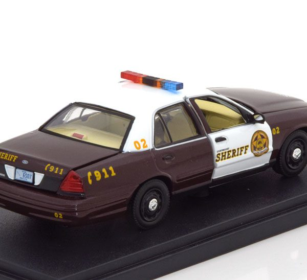 "Ford Crown Victoria Police 2005 ""Once Upon a Time"" 1-43 Greenlight Collectibles"