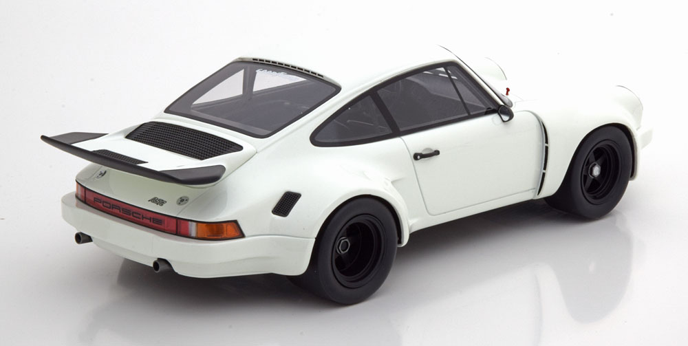 Porsche 911 3.0 RSR 1974 Wit 1-18 GT Spirit Limited 999 Pieces