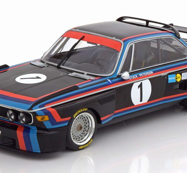 BMW 3.0 CSL Sieger Norisring Trophäe 1974 Stuck 1-18 Minichamps Limited 468 Pieces