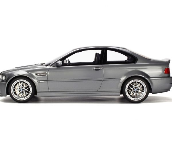 BMW M3 CSL 2003 Grijs Metallic 1-12 Ottomobile Limited 2000 Pieces