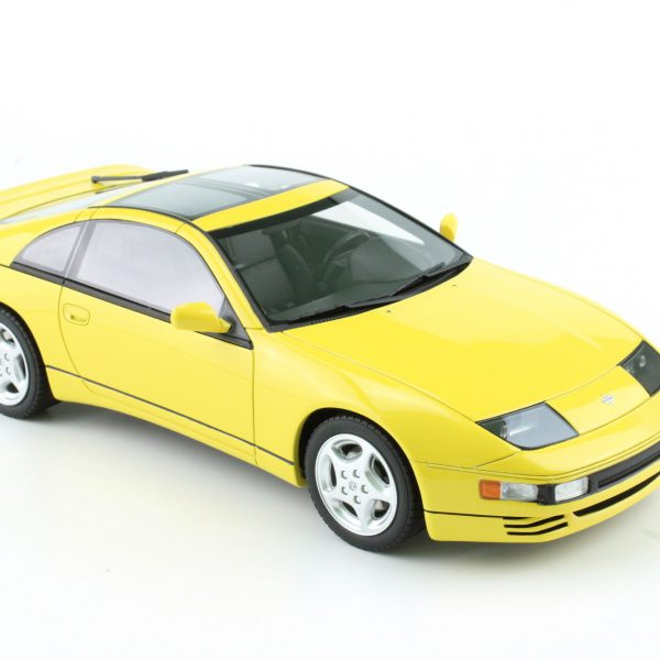 Nissan 300 ZX 1992 Geel LS Collectibles Limited 250 Pieces