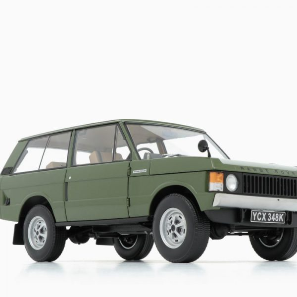 Land Rover Range Rover 1970 Green 1:18 by Almost Real