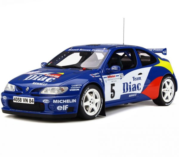 Renault Megane Maxi Kit Car #5 Tour de Corse 1996 Bugalski 1-18 Ottomobile Limited 2000 Pieces