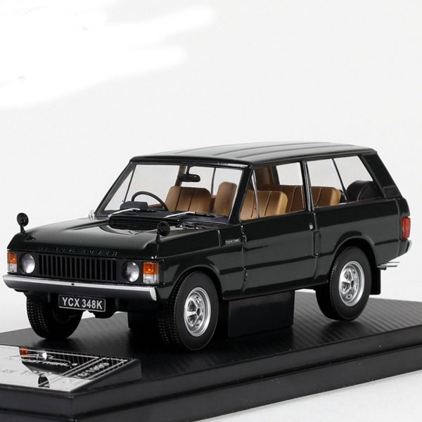 Land Rover Range Rover 1970 Donkergroen 1-43 Almost Real
