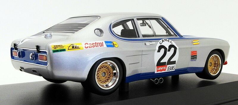 Ford Capri RS 2600 Nr# 22 Winner 24 Hrs Spa 1971 Ford Koln Glemser/Soler-Roig 1-18 Minichamps Limited 336 Pieces
