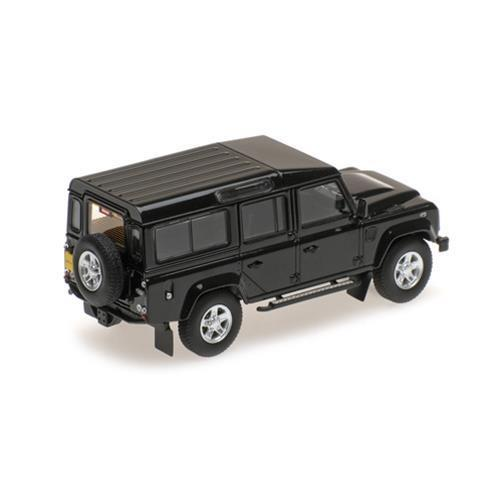 Land Rover Defender 110 2014 Zwart 1-43 Almost Real