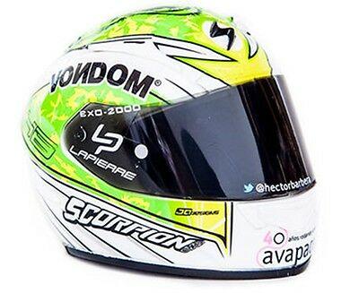 Helm Moto GP 2014 Hector Barbera 1-5 Altaya