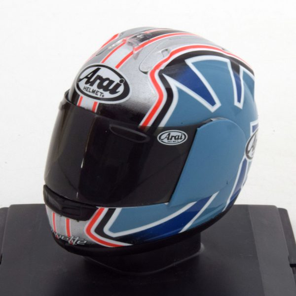 Helm Honda 250er World Champion 2005 Dani Pedrosa 1-5 Altaya