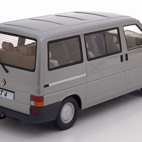 Volkswagen Bus T4 Caravelle 1992 Grijs Metallic 1-18 KK Scale Limited 750 Pieces
