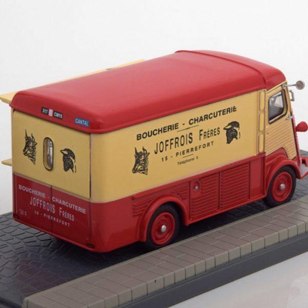 Citroen Type H Boucher-Charcutier 1-43 Atlas Collection