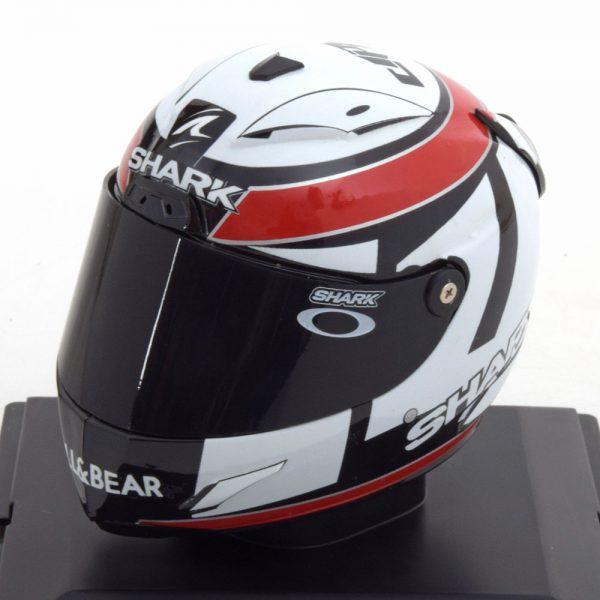 Helm Moto GP 2012 Randy De Puniet 1-5 Altaya