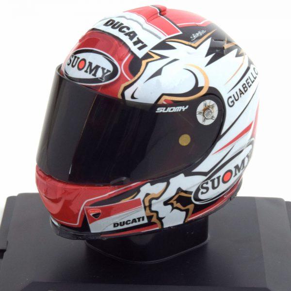 Helm Moto GP 2014 Ducati Andrea Dovizioso 1-5 Altaya