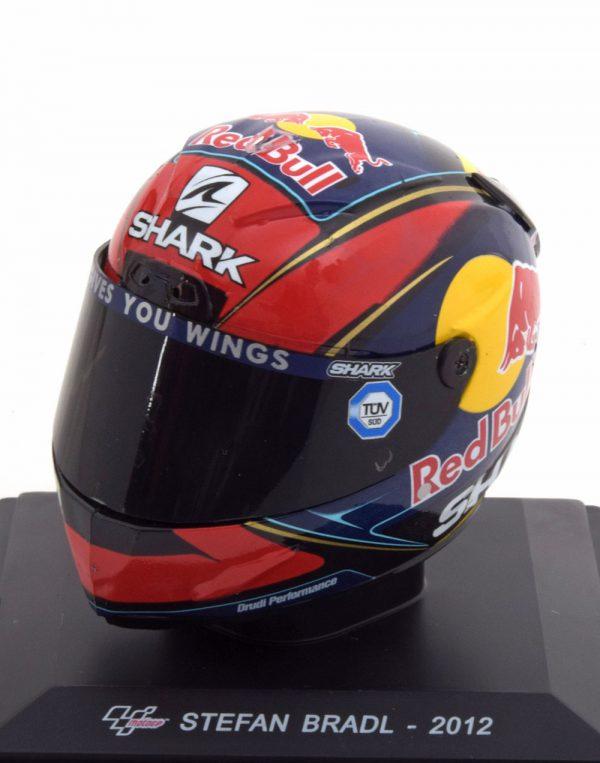 """Helm Moto GP 2012 """"Red Bull """"Stefan Bradl 1-5 Altaya"""