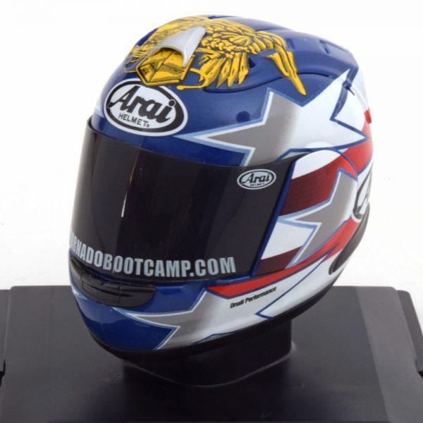 Helm BMW-Suter Moto GP 2012 Colin Edwards 1-5 Altaya