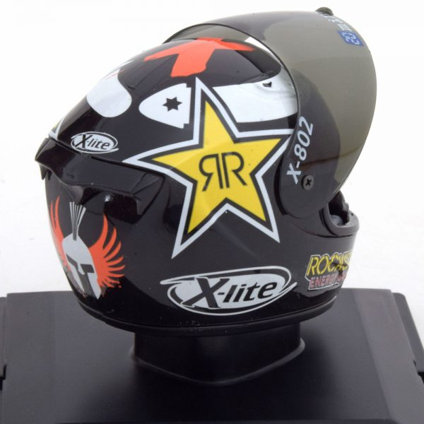Helm Moto GP 2012 World Champion Jorge Lorenzo 1-5 Altaya
