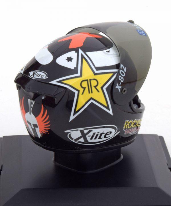 Helm Moto GP 2012 World Champion Jorge Lorenzo 1-5 Altaya
