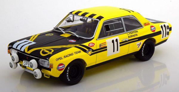 Opel Commodore A No.11, 24h Spa 1970 Von Bayern, Johansson 1-18 Minichamps Limited 200 Pieces