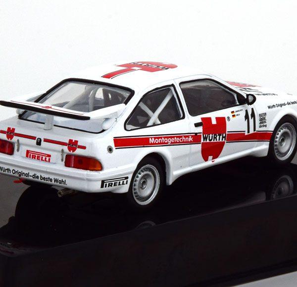 "Ford Sierra RS Cosworth No.11, WTCC Brno 1987 ""Würth"" Winkelhock/Biela 1-43 Ixo Models"