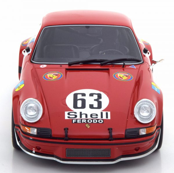 Porsche 911 Carrera RSR Nr# 63 24Hrs Le Mans 1973 Loos / Barth 1-18 GT Spirit Limited 504 Pieces
