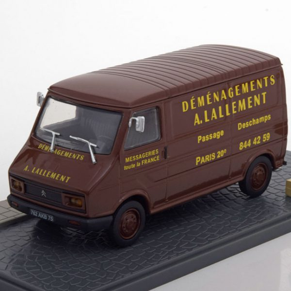 "Citroen C35 ""Demenageur"" 1-43 Atlas Collection"