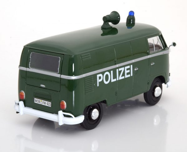 "Volkswagen T1 Bus Kastenwagen ""Polizei"" 1-24 Motormax"