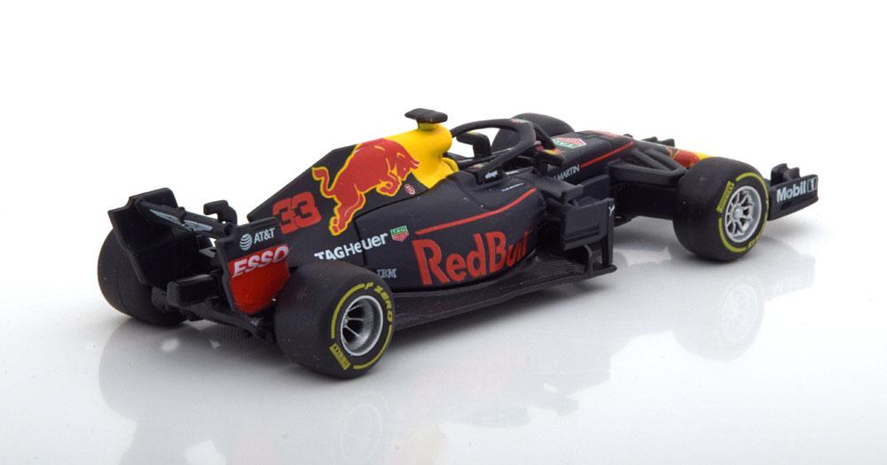 Red Bull Racing RB14 2018 Max Verstappen Burago 1-43