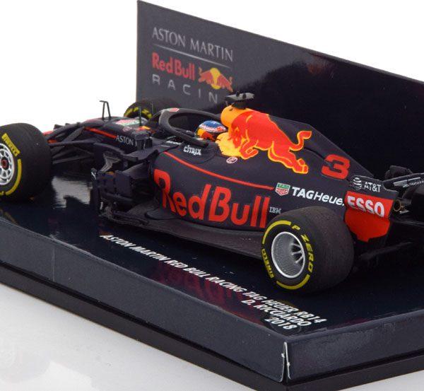 Aston Martin Red Bull Racing Tag Heuer RB14 2018 D.Ricciardo 1-43 Minichamps