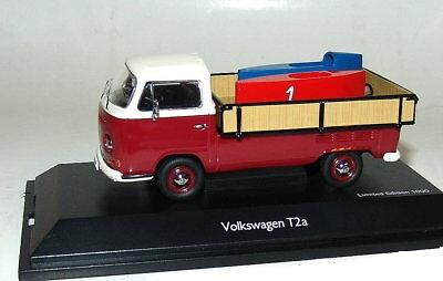 """Volkswagen T2a """"Seifenkisten""""1-43 Schuco Limited 1000 Pieces"""