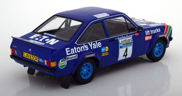 Ford Escort RS 1800 Sieger Lombard RAC Rally 1978 Mikkola/Hertz 1-18 Minichamps Limited 300 Pieces