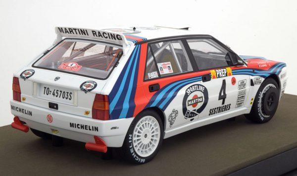 Lancia Delta Integrale Evoluzione Sieger Rally Monte Carlo 1992 Auriol/Occelli 1-12 Top Marques Limited 500 Pieces