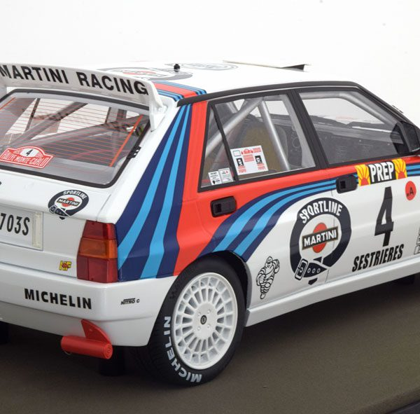 Lancia Delta Integrale Evoluzione Sieger Rally Monte Carlo 1992 Auriol/Occelli 1-12 Top Marques Limited 500 Pieces