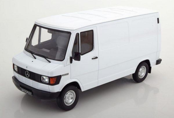 Mercedes-Benz 208 D Transporter 1988 Wit 1-18 KK Scale Limited 1000 Pieces