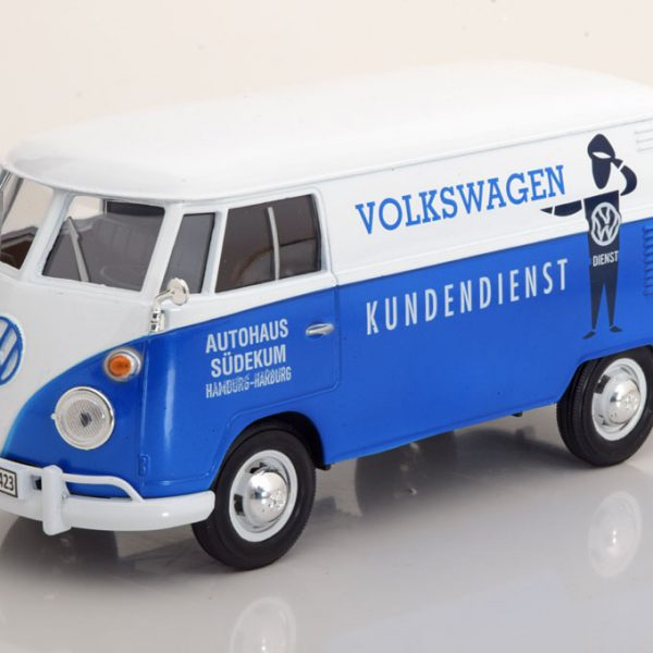 """Volkswagen T1 Bus Kastenwagen """"Volkswagen Kundendienst"""" 1-24 Motormax"""