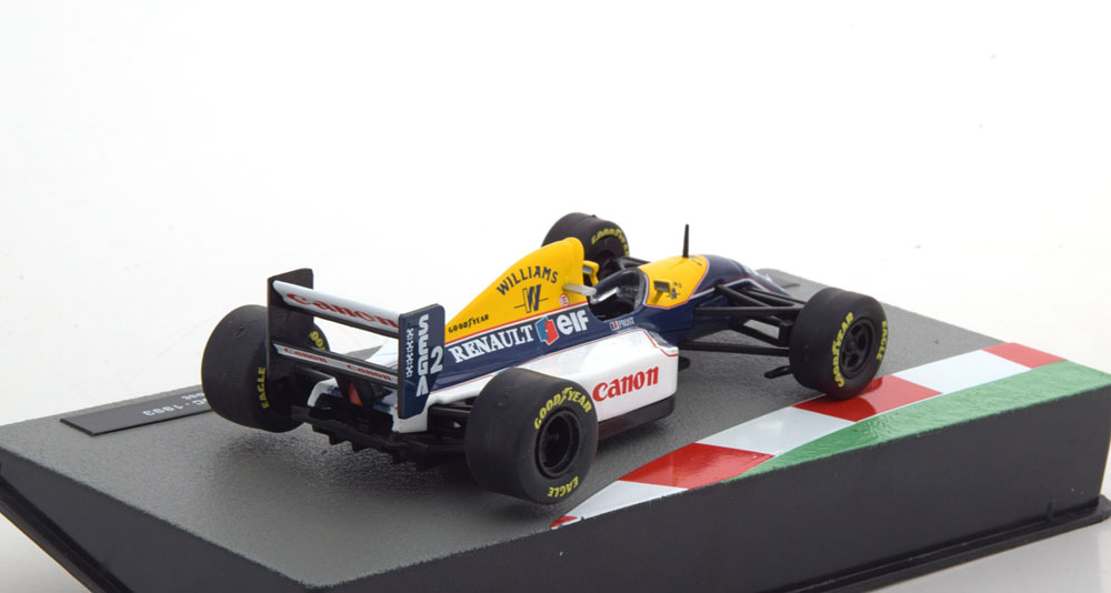 Williams FW15C 1993 Alain Prost 1-43 Atlas Collection