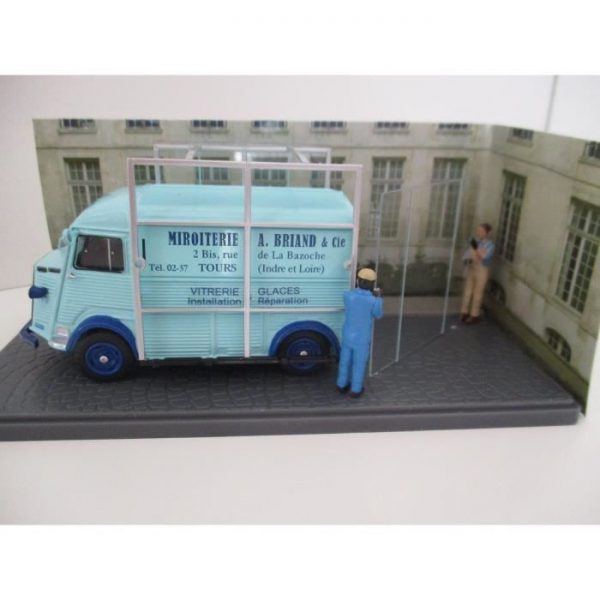 Citroen Type H Vitrier 1-43 Atlas Collection