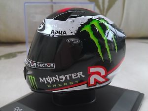 Helm Moto GP 2013 Jorge Lorenzo 1-5 Altaya
