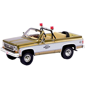 Chevrolet Blazer Amity Police Department 1-43 Schuco Pro.R Limited 1000 Pieces