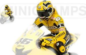 Figuur Valentino Rossi MotoGP 2005 1:12 Minichamps Limited 2999 pcs.