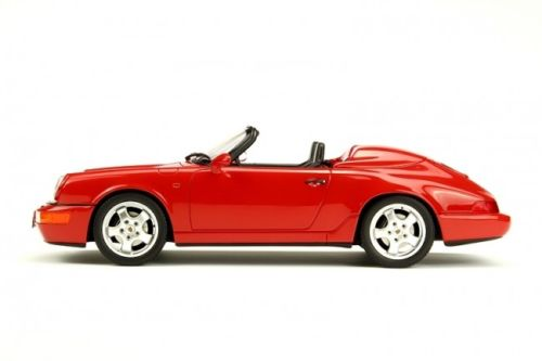 Porsche 911 ( 964 ) Speedster Rood 1-18 GT Spirit Limited 911 Pieces