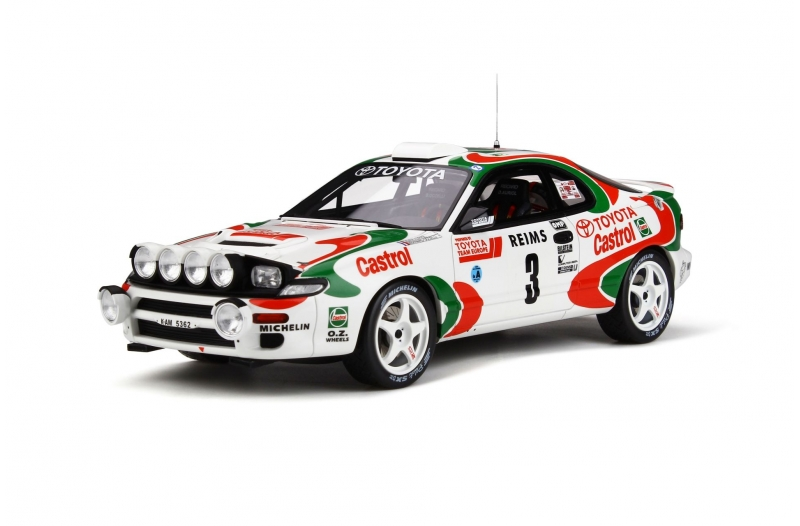 Toyota Celica ST185 Auriol - RMC 1993 Ottomobile 1-18 Limited 2000 Pieces