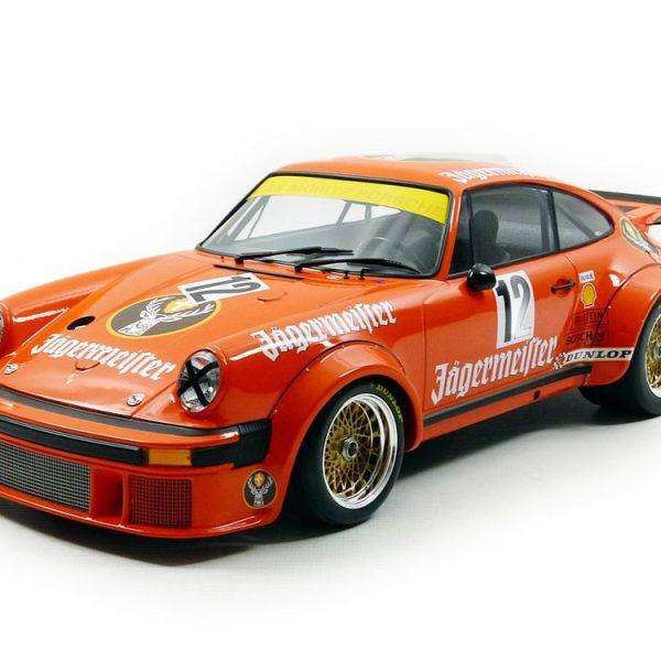 Porsche 934 H. Kelleners #12 Winner ADAC Eifelrennen DRM 1976 1:12 Minichamps