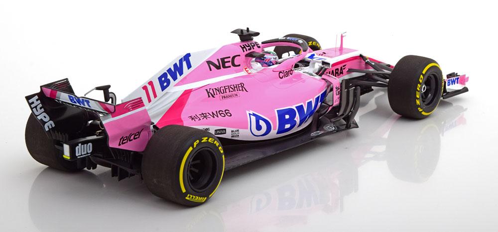 Sahara Force India VJM11 2018 S.Perez 1-18 Minichamps