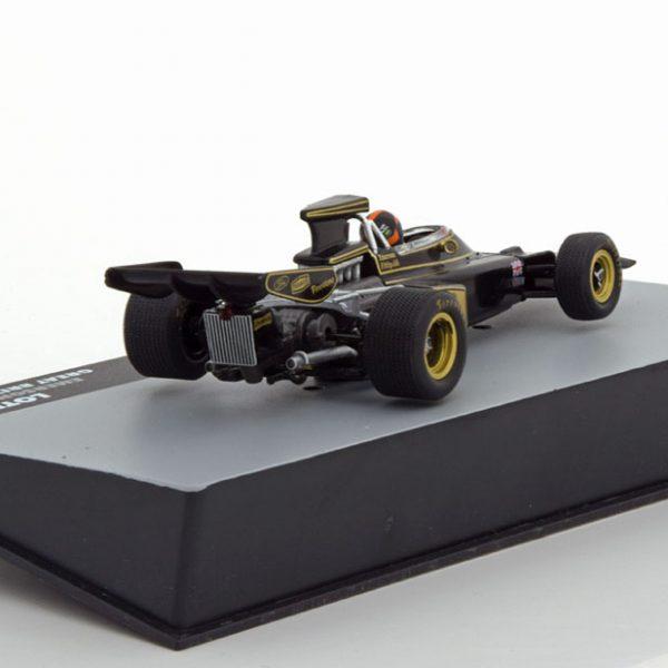 Lotus 72D GP England, World Champion 1972 Fittipaldi 1-43 Atlas F1 Brazilian Collection