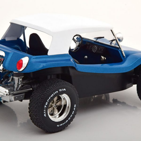 Volkswagen Buggy Meyers Manx Soft Roof 1970 1:18 Blauw Solido