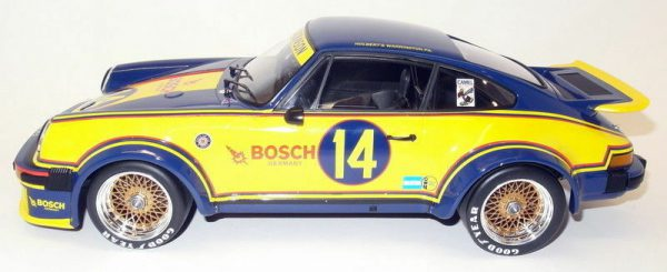 Porsche 934 Nr# 14 2nd Place Mayor's Cup Trois Rivieres 1976 Al Holbert / G.W.Dickinson 1-12 Minichamps